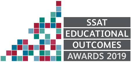 QEGS is awarded four SSAT Educational Outcomes Awards