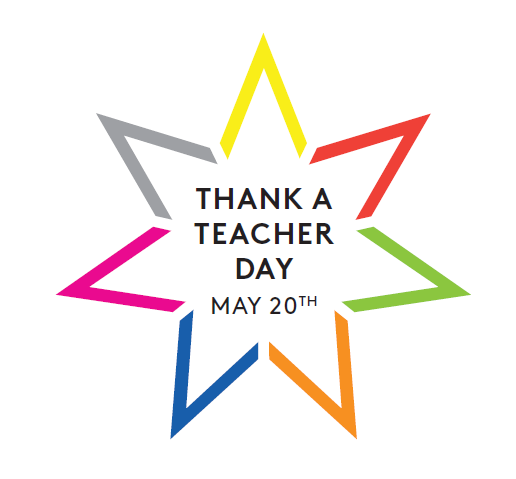 Thank A TeacherDay – 20th May 2020