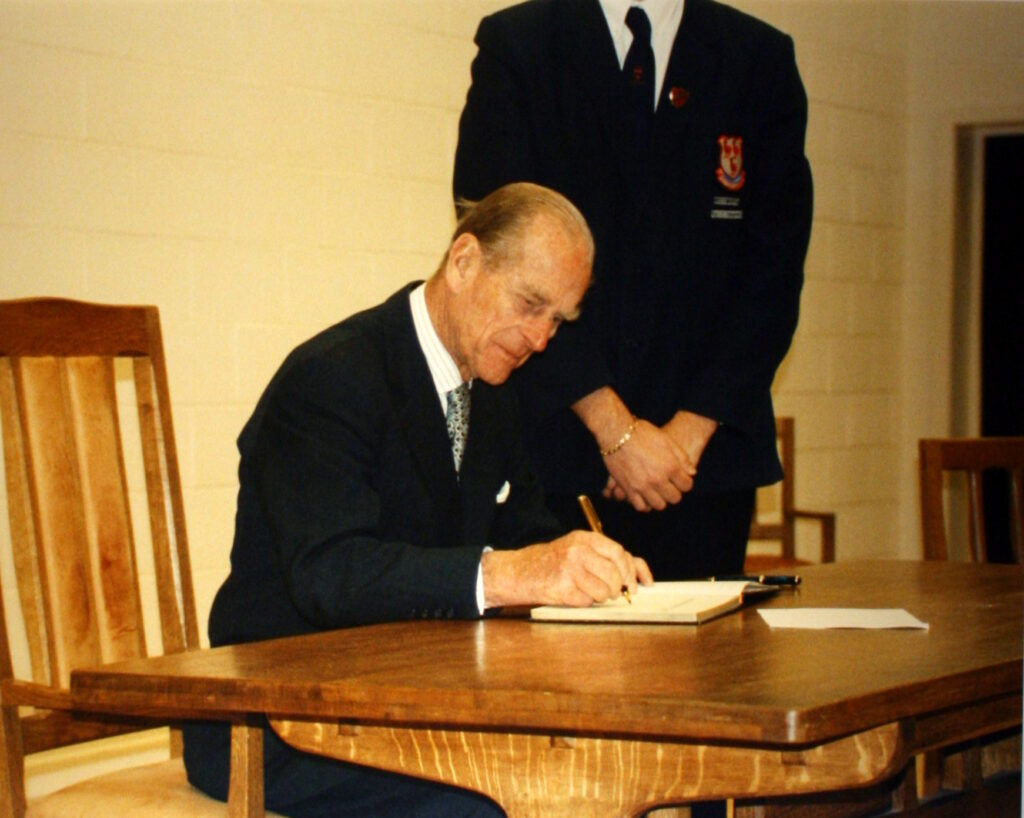 HRH The Prince Philip, Duke of Edinburgh 1921 – 2021