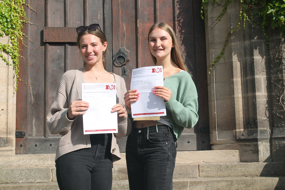 QEGS students succeed again